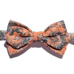 Papion portocaliu Diamond Deluxe Accesorii barbati
