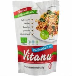 Paste Fainoase Spaghetti din Faina de Konjac Bio 270gr Vitanu
