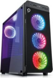 PC Gaming Diaxxa Advanced Intel 10th i9-10850K 3.6GHz HDD 1TB+SSD 240GB 16GB DDR4 GeForce GTX 1660 6GB GDDR5 192-bit Calculatoare Desktop