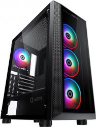 PC Gaming Diaxxa Advanced Intel 10th i9-10900KF 3.7GHz 1TB HDD+SSD 240GB 16GB DDR4 Radeon RX 580 OC 8GB GDDR5 256bit Calculatoare Desktop