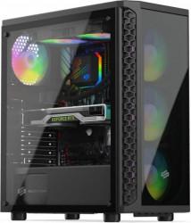 PC Gaming Diaxxa Impact AMD Ryzen 9 5900X 3.7GHz 1TB HDD+SSD 1TB 32GB DDR4 GeForce RTX 3060 12GB GDDR6 192bit Calculatoare Desktop