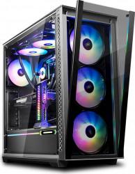 PC Gaming Diaxxa EVO Intel 10th i9-10850K up to 5.2Ghz 2TB HDD+SSD 500GB M.2 32GB DDR4 RTX 3090 24GB GDDR6X 384-bit Calculatoare Desktop