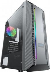 PC Gaming Diaxxa Light Intel 10th i5-10400F 2.9GHz 1TB HDD+SSD 120GB 8GB DDR4 Geforce GTX 1050Ti 4GB GDDR5 128bit Calculatoare Desktop