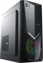 PC Gaming Diaxxa Light Intel Core i3-9100F 3.60GHz HDD 1TB HDD+SSD 240GB 8GB DDR4 Radeon RX 580 8GB
