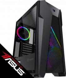 PC Gaming Diaxxa Powered by ASUS Intel 10th i5-10400 up to 4.3GHz 1TB SSD 16GB DDR4 GeForce GTX 1050 Ti 4GB GDDR5 128bit Calculatoare Desktop