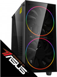 PC Gaming Diaxxa Powered by ASUS Intel 9th i5-9400F up to 4.1GHz SSD 1TB 16GB DDR4 GeForce GTX 1660 SUPER 6GB GDDR6 192-bit Calculatoare Desktop