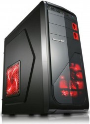 PC Gaming Diaxxa Powered by GIGABYTE AMD Ryzen 3 2200G 3.5Ghz 1TB+SSD 240GB 8GB DDR4 Radeon Vega 8