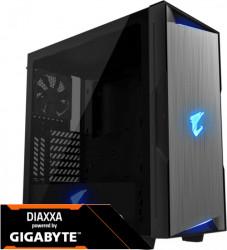 PC Gaming Diaxxa Powered by GIGABYTE Intel 10th i9-10900K up to 5.3GHz 2TB HDD+SSD 512GB NVMe 32GB DDR4 GeForce RTX 3080 10GB GDDR6X Calculatoare Desktop