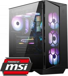 PC Gaming Diaxxa powered by MSI AMD Ryzen 7 3700X 3.6GHz SSD 1TB M.2 16GB DDR4 GeForce GTX 1660 SUPER 6GB GDDR6 192-bit Calculatoare Desktop