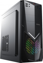 PC Gaming Diaxxa Smart Choice i3-10100F 3.6GHz 1TB HDD+SSD 120GB 8GB DDR4 GeForce GTX 1050 Ti 4GB GDDR5 128bit