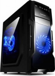 PC Gaming Diaxxa Smart Choice AMD Ryzen 3 1300X 3.5GHz SSD 256GB 16GB DDR4 Radeon RX 550 4GB GDDR5 128-bit