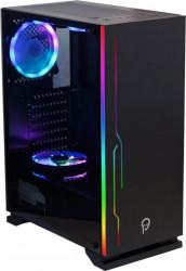 PC Gaming Diaxxa Smart Intel Core 10th i5-10400F 1TB HDD+SSD 120GB 16GB DDR4 Radeon RX 550 4GB GDDR5 Calculatoare Desktop