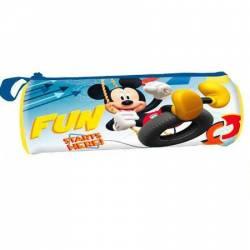 Penar Mickey cilindru 215 x 75 mm albastru Rechizite
