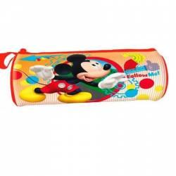 Penar Mickey cilindru 215 x 75 mm portocaliu Rechizite