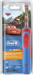 Periuta de dinti electrica Oral-B Vitality Cars 3+ ani 7600 OPM Rosu Albastru
