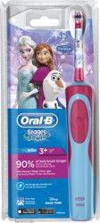 Periuta electrica Oral-B Vitality Frozen 3+ ani 7600 OPM Roz Albastru Periute electrice si dus bucal