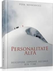 Personalitate Alfa - Pera Novacovici Carti