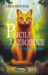 Pisicile razboinice vol.1 In inima padurii - Erin Hunter Carti