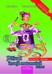 pret preturi Piticot invata matematica - Grupa Mijlocie - Adina Grigore Cristina Ipate-Toma
