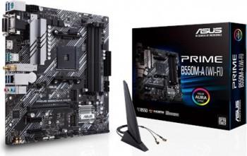 Placa de baza ASUS AMD PRIME B550M-A (WI-FI) Socket AM4