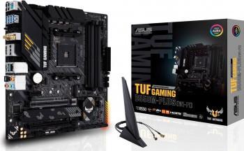 Placa de baza ASUS AMD TUF GAMING B550M-PLUS WIFI Socket AM4