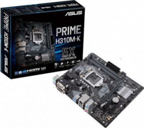 Placa de baza ASUS PRIME H310M-K R2.0 Socket 1151 v2