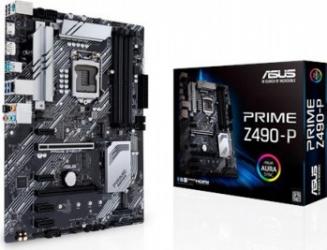 Placa de baza ASUS Prime Z490-P Socket 1200