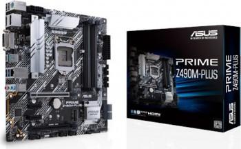 Placa de baza ASUS Prime Z490M Plus Socket 1200