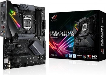 Placa de baza ASUS Rog Strix B460-F Gaming Socket 1200