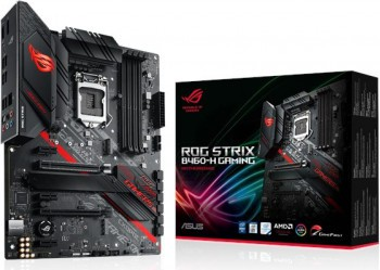 Placa de baza ASUS Rog Strix B460-H Gaming Socket 1200