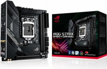 Placa de baza ASUS Rog Strix B460-I Gaming Socket 1200 Placi de baza