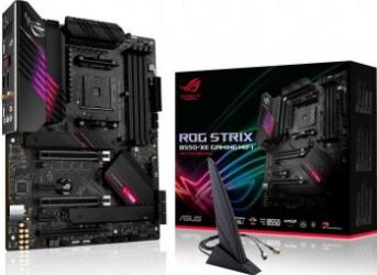Placa de baza ASUS ROG STRIX B550-XE GAMING WIFI Socket AM4 Placi de baza
