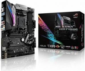 Placa de baza ASUS ROG Strix X370-F Gaming Socket AM4 Resigilat Placi de baza