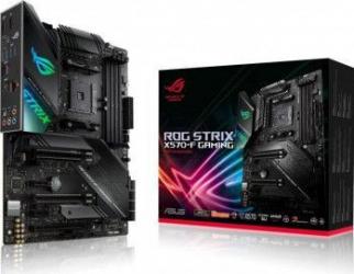 Placa de baza ASUS ROG STRIX X570-F GAMING Socket AM4 Placi de baza