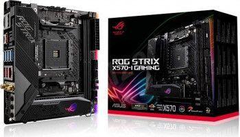 Placa de baza ASUS ROG Strix X570-I Gaming Socket AM4
