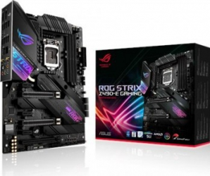 Placa de baza ASUS Rog Strix Z490-E Gaming Socket 1200