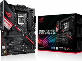 Placa de baza ASUS Rog Strix Z490-H Gaming Socket 1200