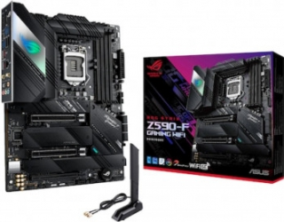 Placa de baza ASUS ROG STRIX Z590-F GAMING WIFI Socket 1200 v2