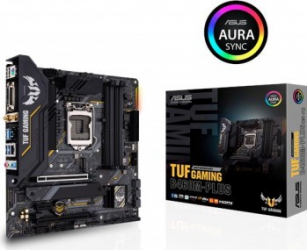 Placa de baza ASUS TUF Gaming B460M-PLUS Socket 1200