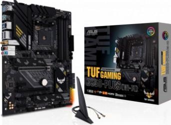 Placa de baza Asus TUF GAMING B550-PLUS (WI-FI) Socket AM4