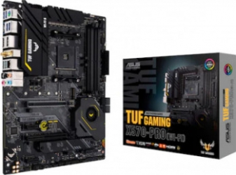 Placa de baza ASUS TUF GAMING X570-PRO (WI-FI) Socket AM4