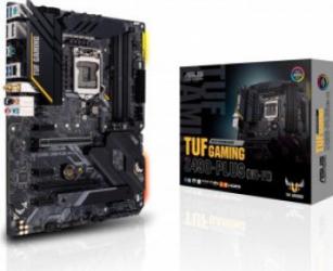 Placa de baza ASUS TUF Gaming Z490-Plus (WI-FI) Socket 1200