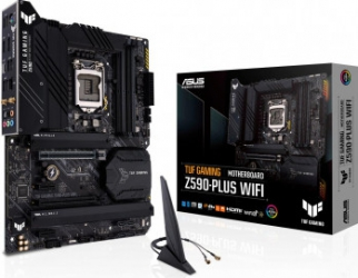 Placa de baza ASUS TUF GAMING Z590-PLUS WIFI Socket 1200 v2