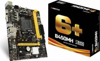 Placa de baza Biostar B450MH Socket AM4