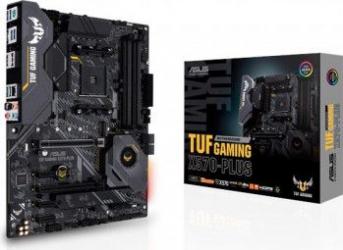 Placa de baza ASUS TUF GAMING X570-PLUS Socket AM4