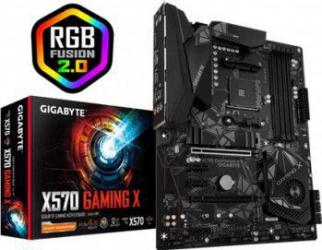 Placa de baza GIGABYTE X570 GAMING X Dual PCIe 4.0 M.2 Socket AM4