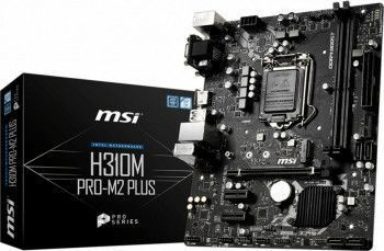 Placa de baza MSI H310M PRO-M2 Plus Socket 1151v2