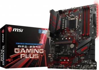 Placa de baza MSI MPG Z390 GAMING PLUS Socket 1151 v2