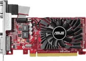 Placa video ASUS AMD Radeon R7 240 OC 4GB DDR3 128Bit LP Refurbished Placi video