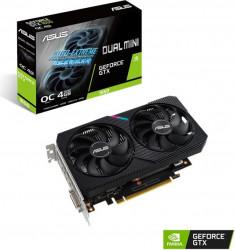 Placa video ASUS GeForce GTX 1650 Dual Mini O4G D6 4GB GDDR6 128 bit Placi video
